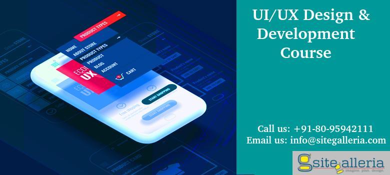 Ui Ux Training In Bangalore Ui Ux Design Course Site Galleria